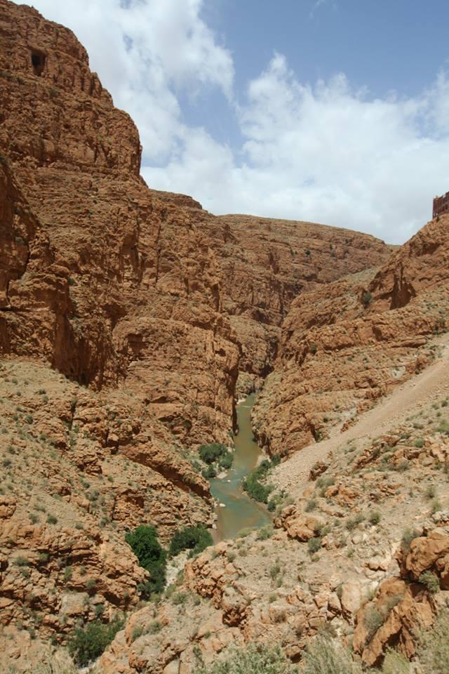 Maroc : Gorges de Dadès