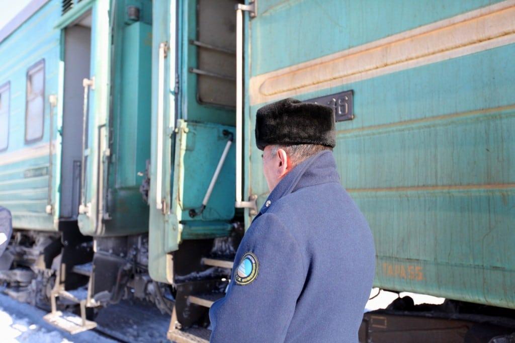 train Kazakhstan