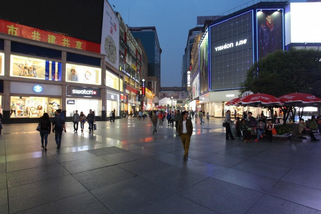 Chine des pandas au bouddha visite du qinghai et du for Centre commercial grand tour sainte eulalie