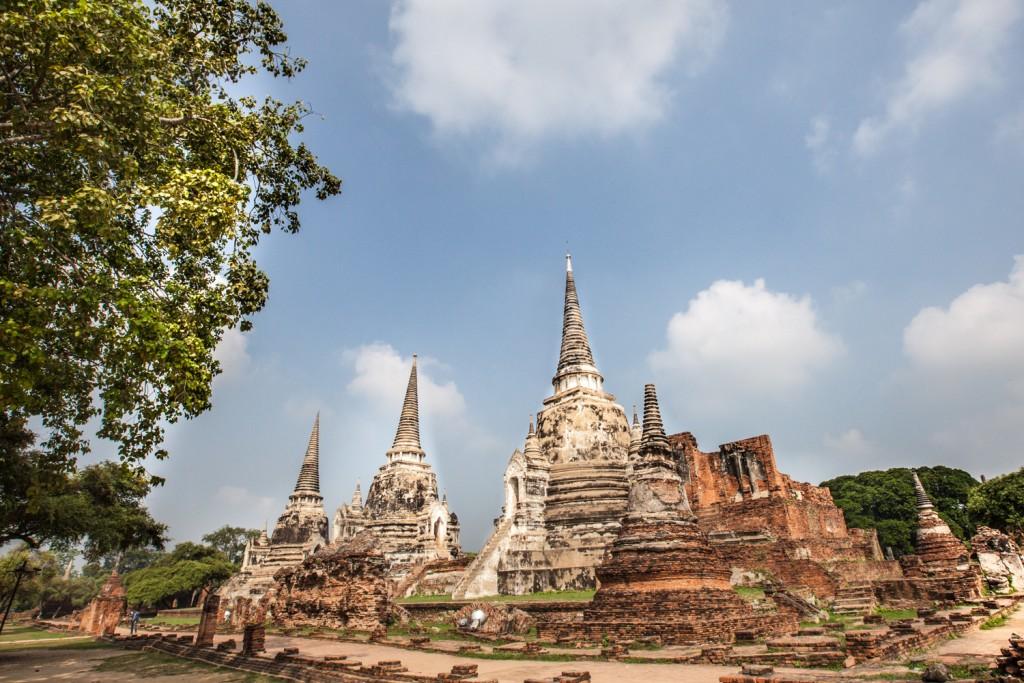 Ayutthaya vélo