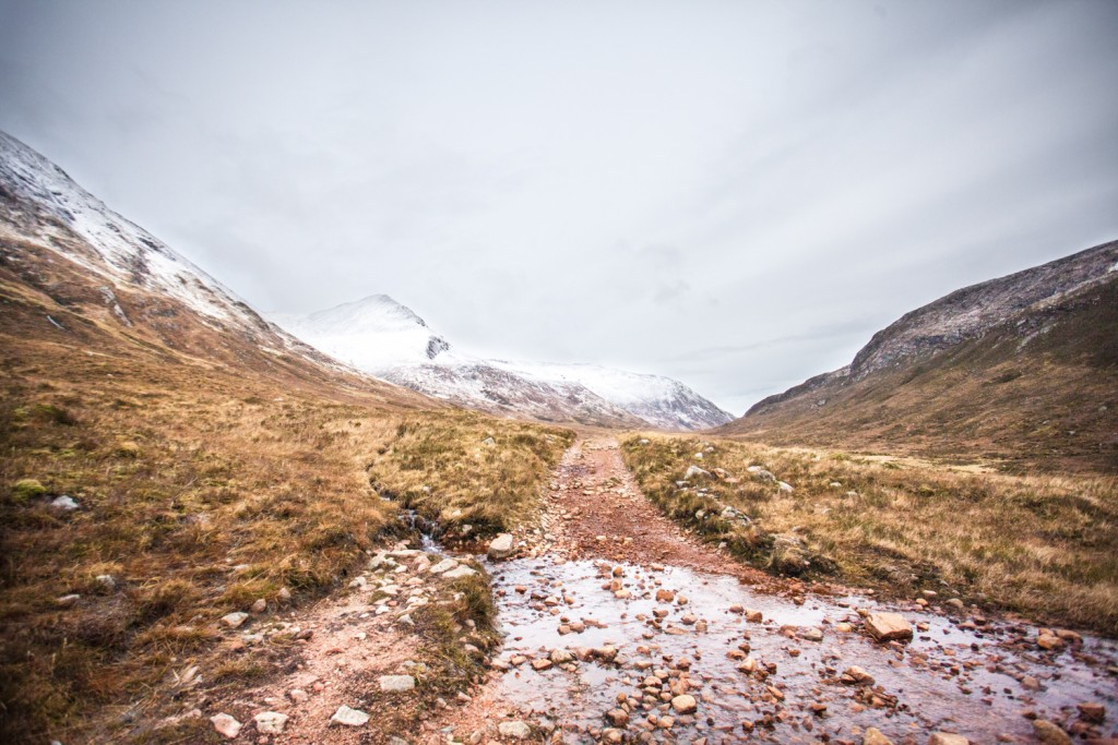 West Highland Way Ben nevis