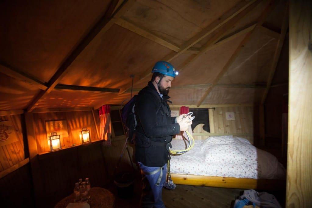dormir en cabane insolite