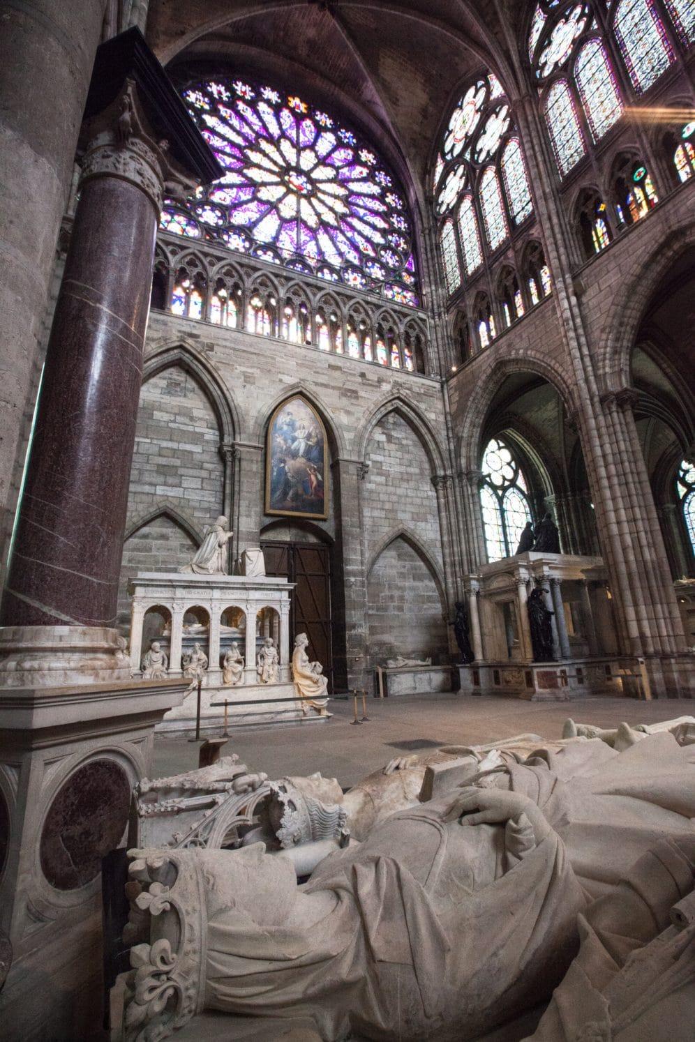 Nécropole Basilique Saint-Denis