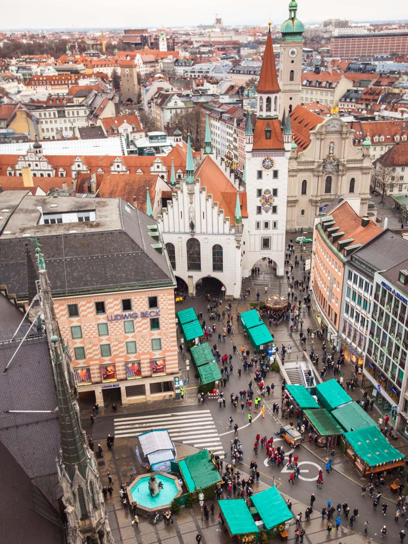 Marienplatz noel