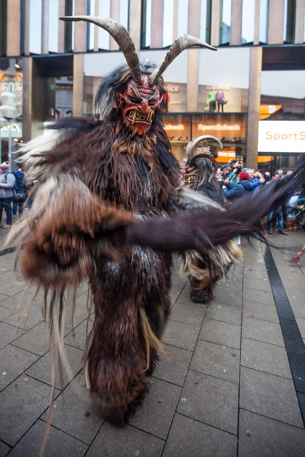 Krampus Munich