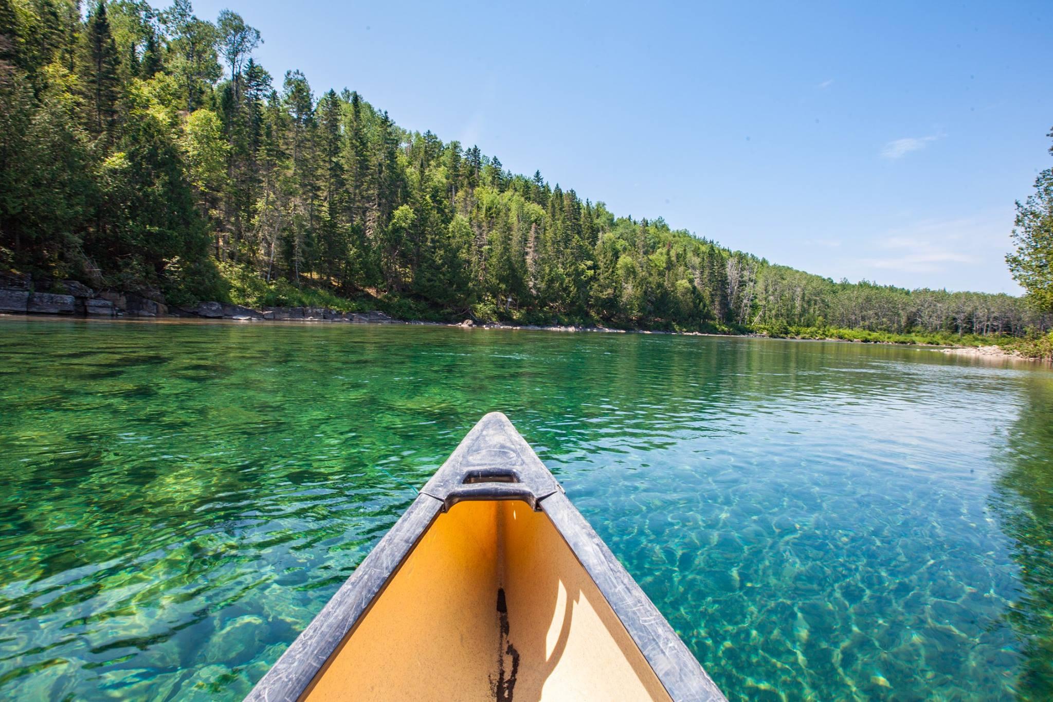 canoe bonaventure